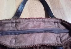 bolso marrón 2
